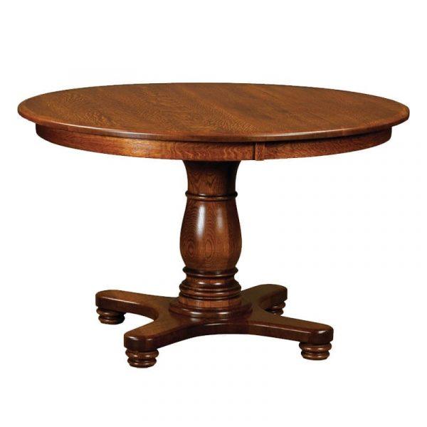 Mason Single Pedestal Table