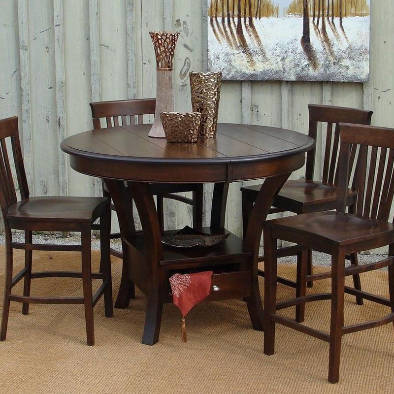 Ensenada Table with Athena Chairs