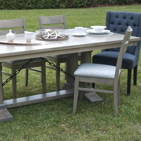 Shechem Table with Elite and Lara Chairs