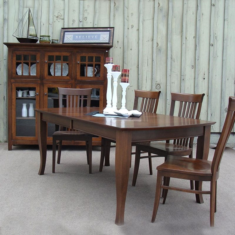 Vienna Dining Suite with Athena Chairs