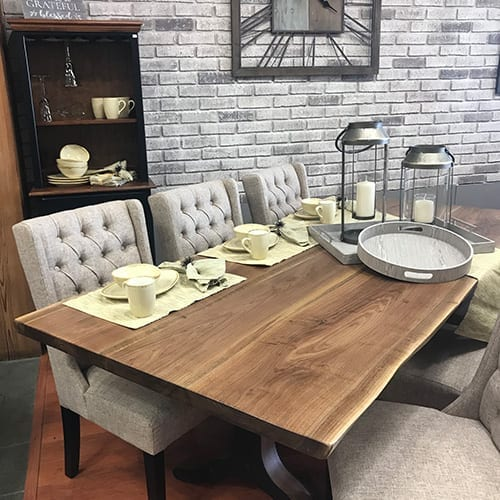 Mississauga Country Charm showroom