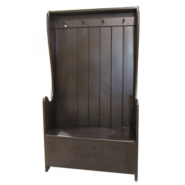 Black Settle Bench