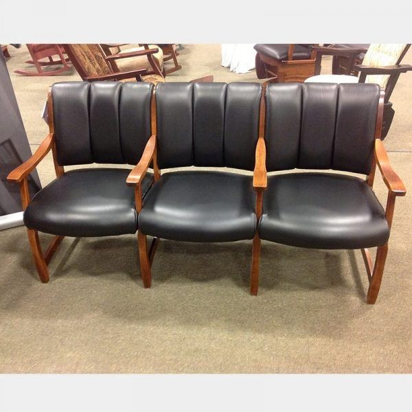 Midland 3-Seat Multiple Bench