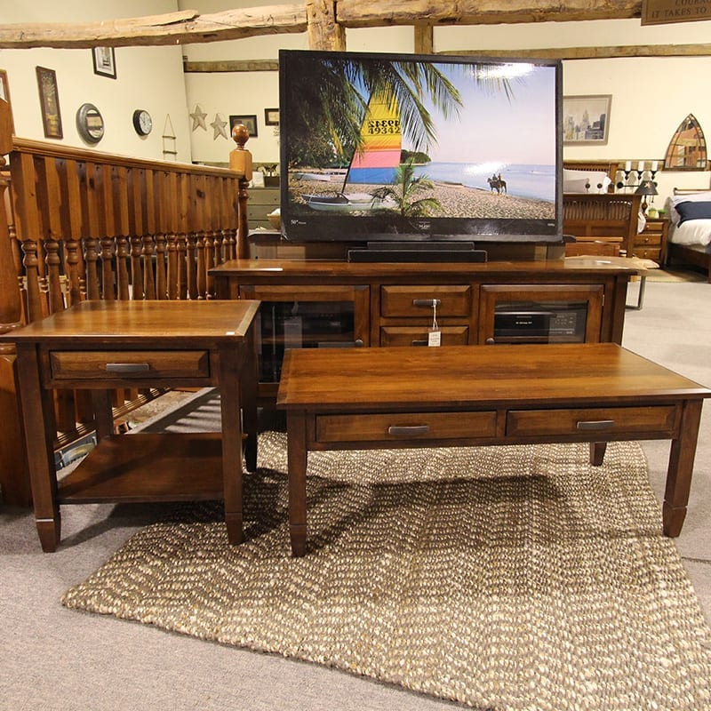 Rocky Mountain Highlights Living Room Collection