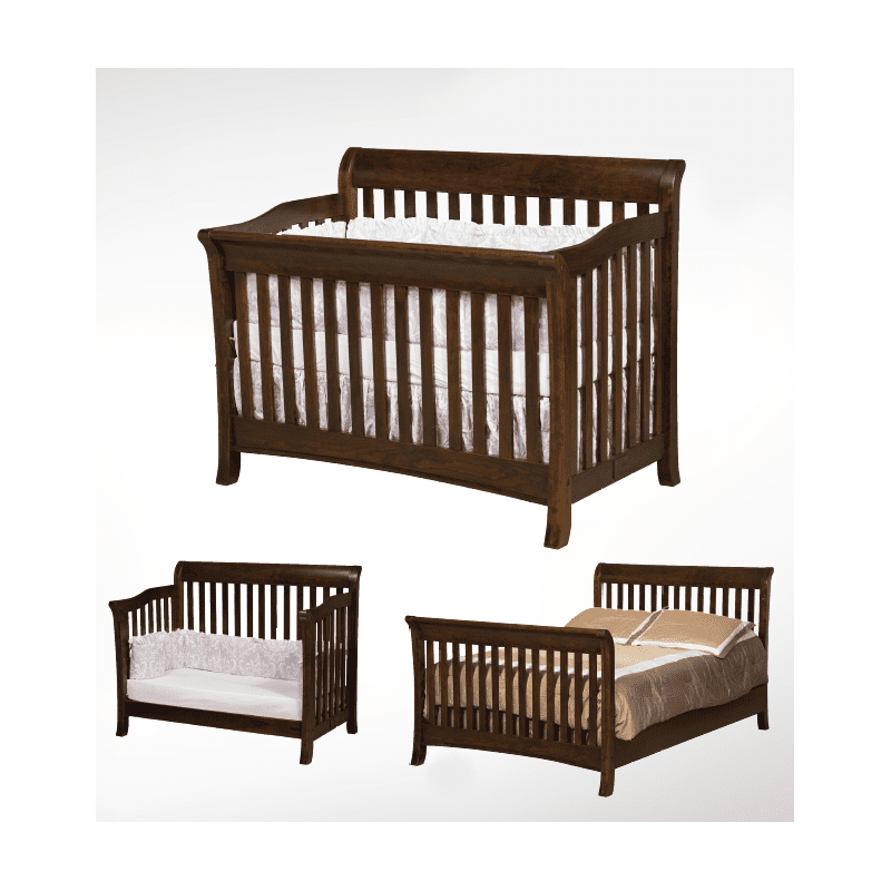 Berkley 3 Stage Bed I 17 Country Charm Mennonite Furniture