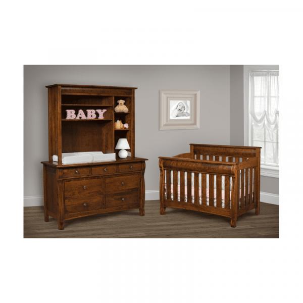 Castlebury Crib Set