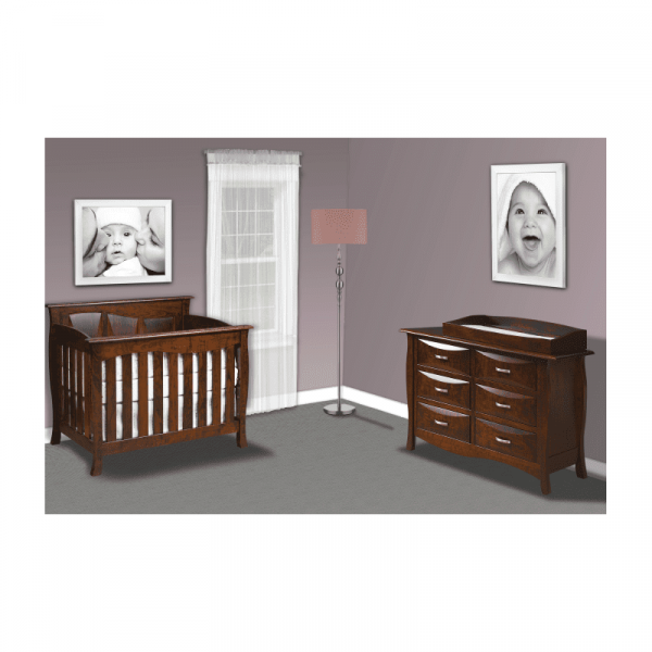 Cayman Crib Set