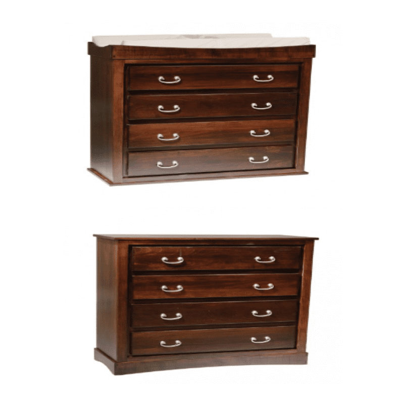 4 Drawer Chest/Change Table