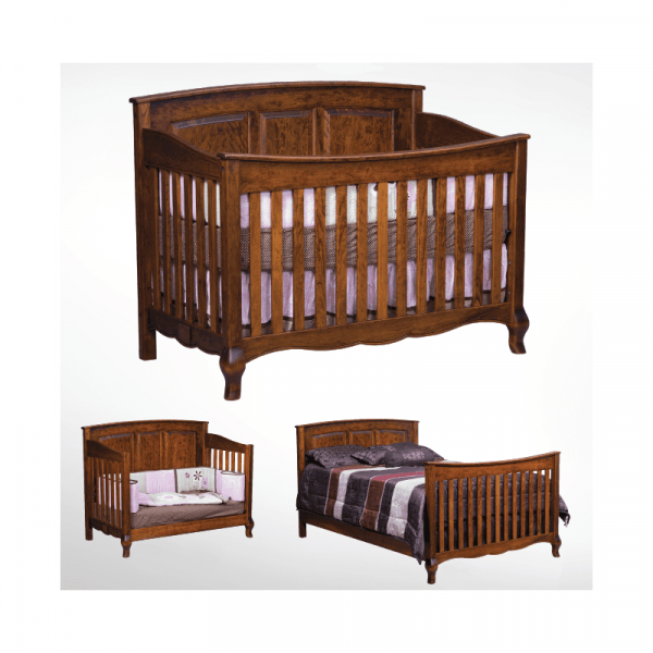 French Country 3 Stage Bed