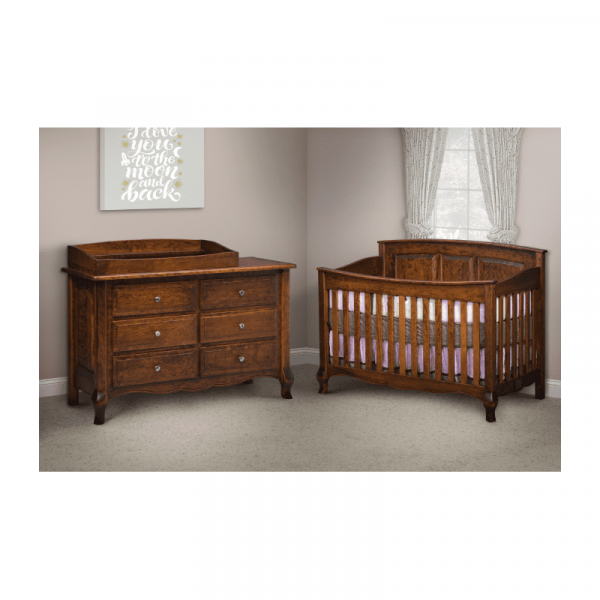 French Country Crib Set