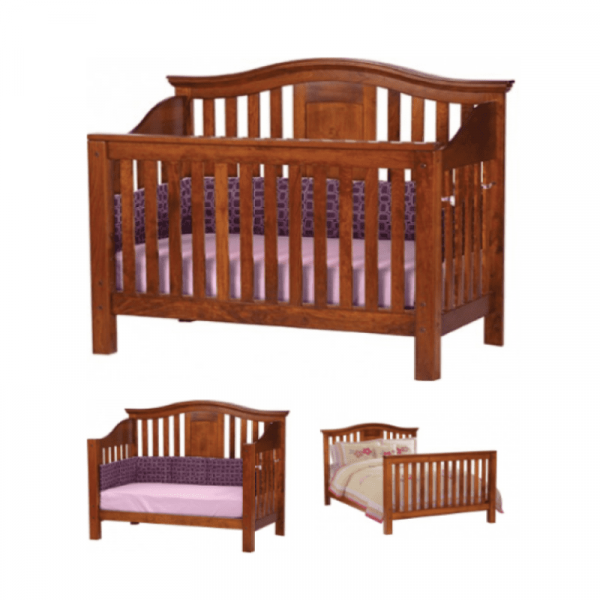 Gabrielle 3 Stage Bed With Panel