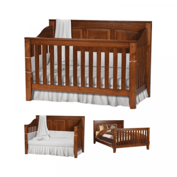 Jackson 3 Stage Bed With Panel