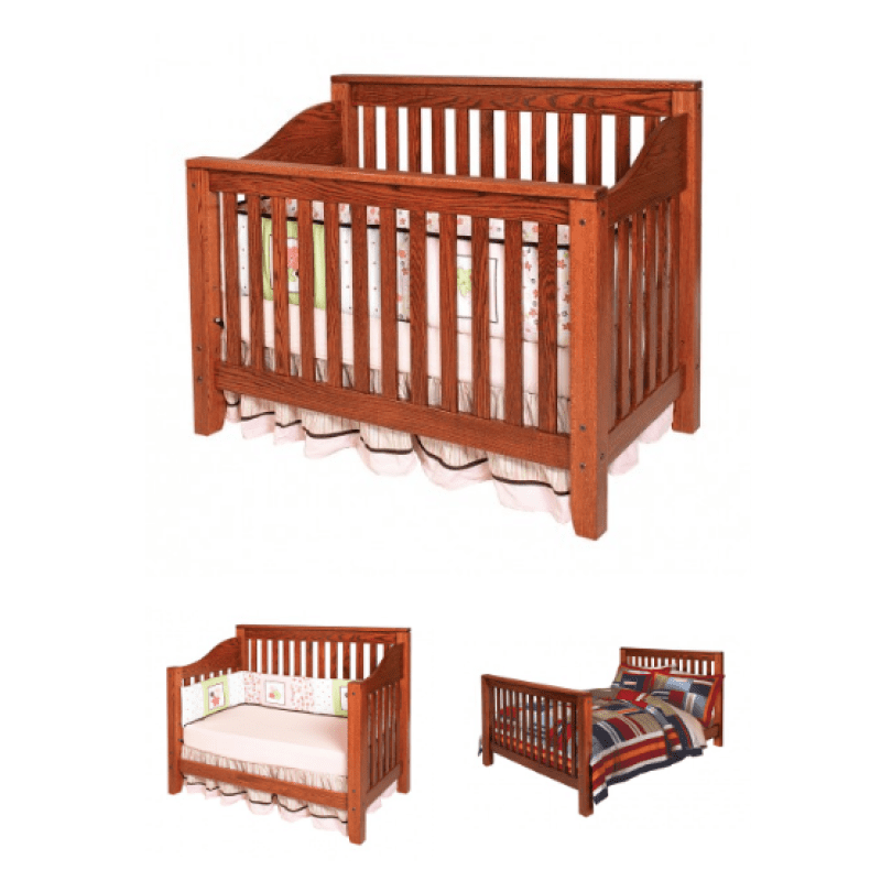 Jackson 3 Stage Bed