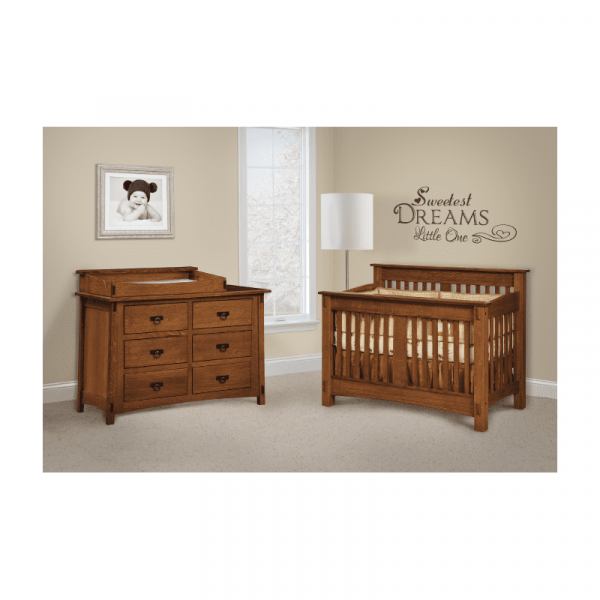 McCoy Crib Set