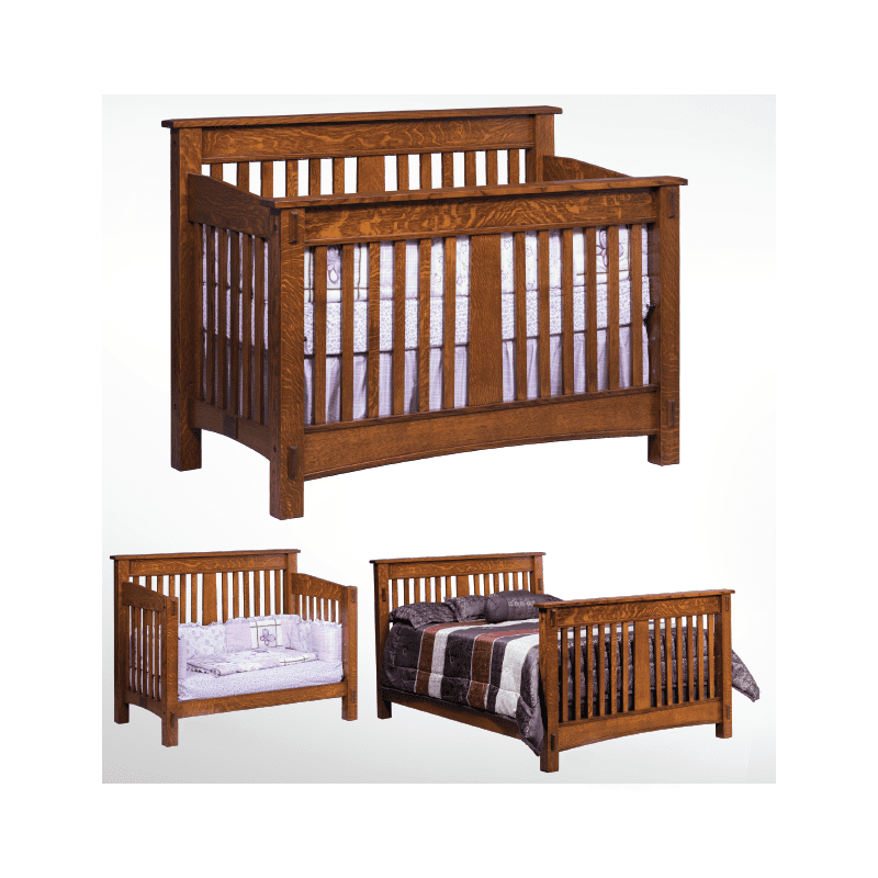 McCoy 3 Stage Bed