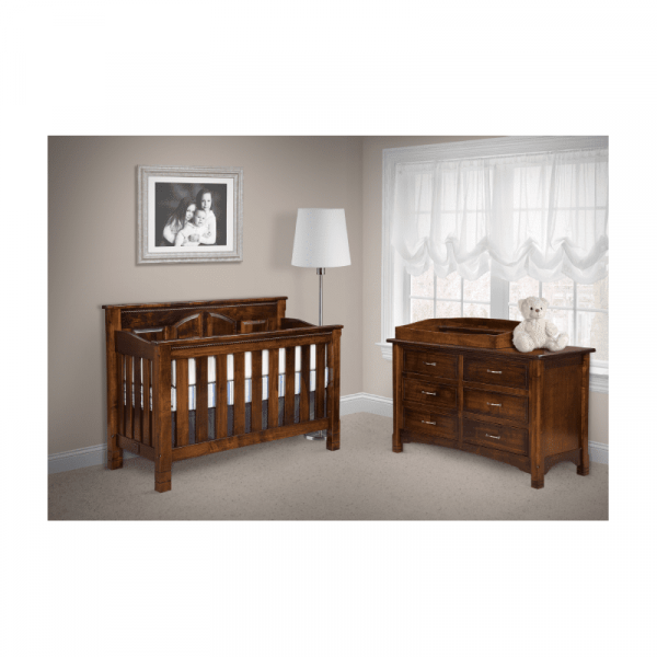 West Lake Crib Set