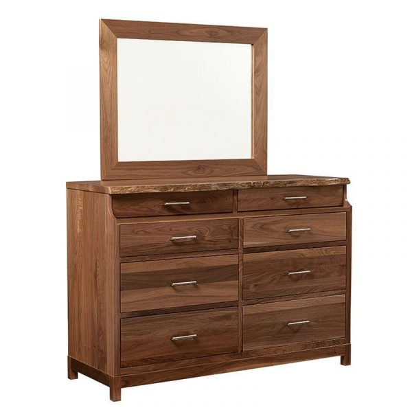 Westmere 8-Drawer Dresser with MIrror