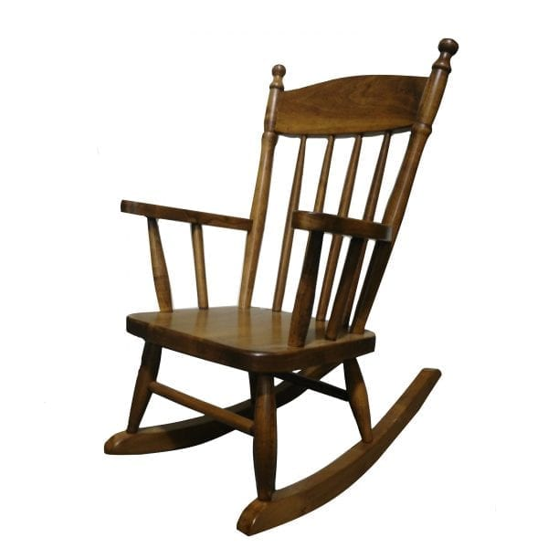 Flat Back Kid's Rocker