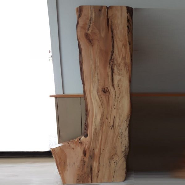 Character Spalted Maple Slab