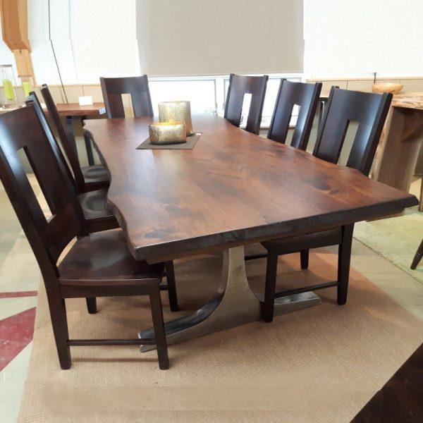 Butternut dining table
