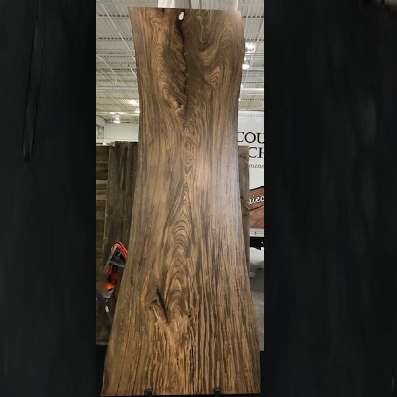 Large elm single slab
