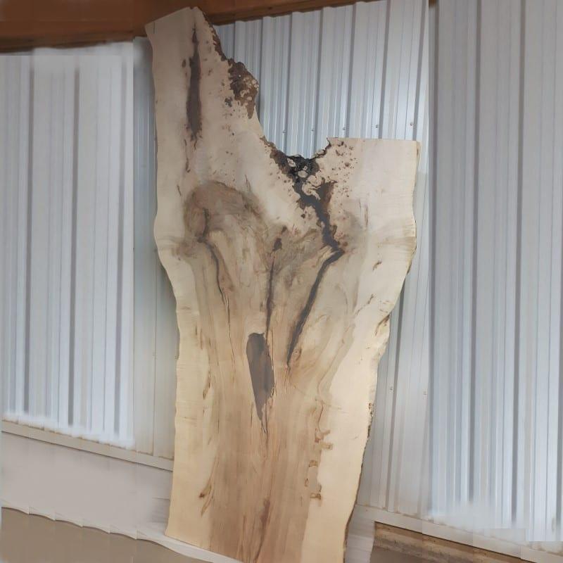 Maple single wide slab