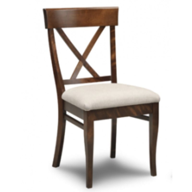 Florence X back side chair