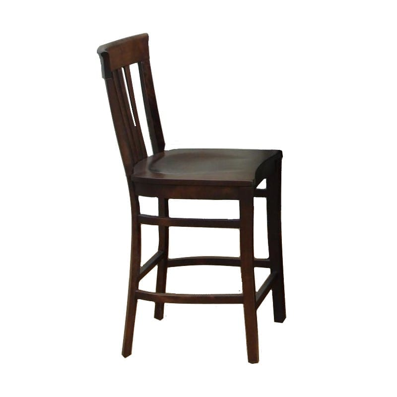 "24"" stationary bar chair"