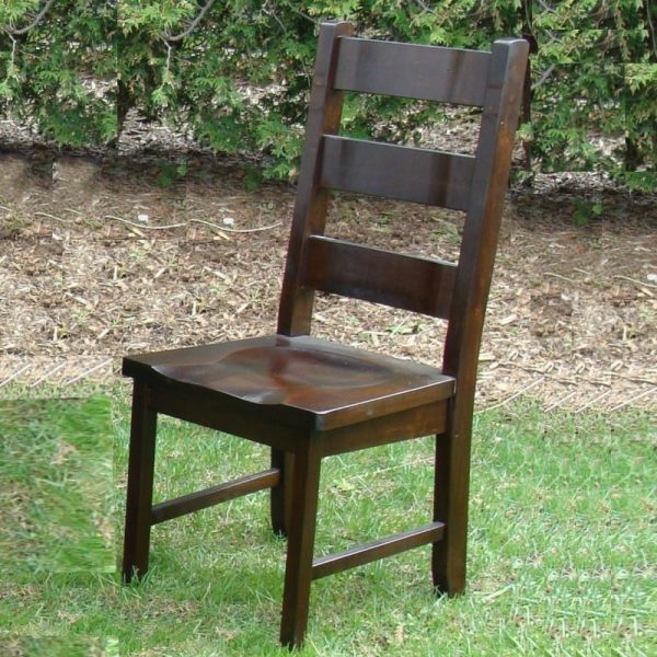 Yukon Ladderback side chair