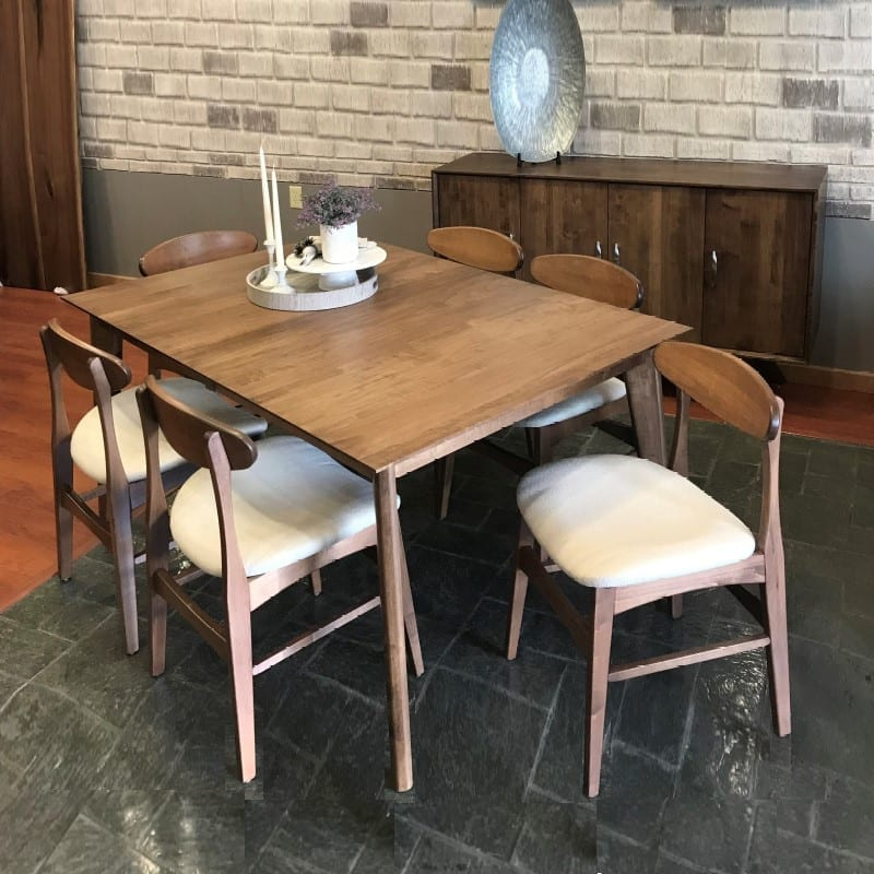 West Newton collection with Marque chairs